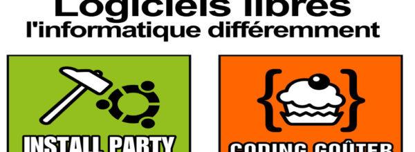 Install party du samedi 19 octobre à Mérignac