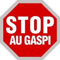 Stop au gaspi